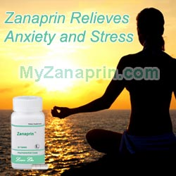 Zanaprin relieves anxiety and stress and improves sleep so that you can find peace again in your life.