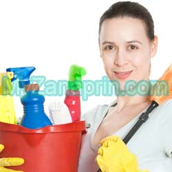 Excessive cleaning of oneself or living space is a common type of obsessive compulsive disorder (OCD).