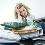 Productivity a Cause of Anxiety