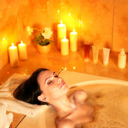 Easy Home Spa Ideas